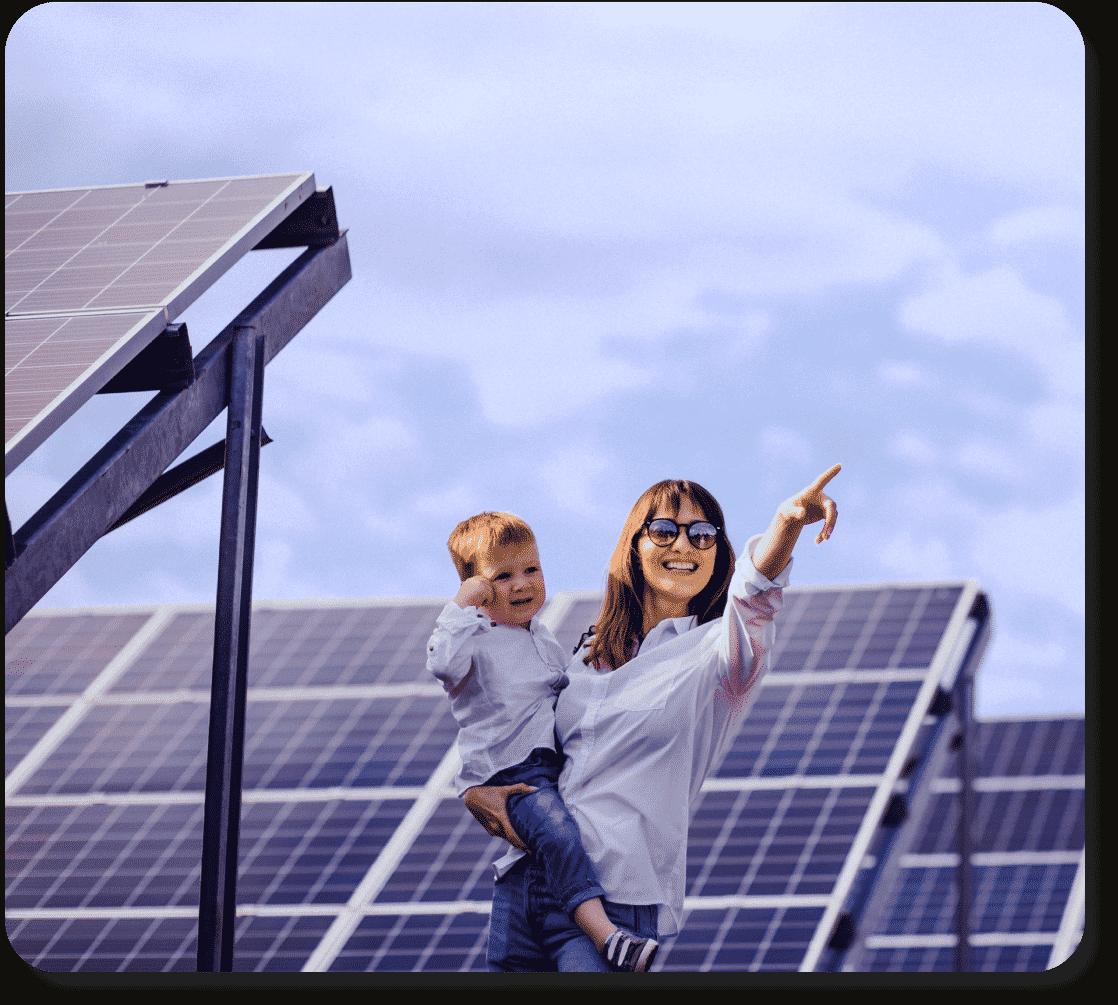 painel-solar-familia